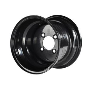 Picture of 19-077 Black Steel Wheel 10x8