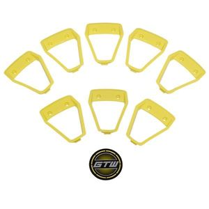 Picture of 19-098-YEL Yellow Inserts for GTW Nemesis 12x7 Wheel