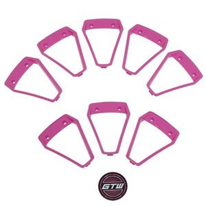 Picture of 19-099-PNK Pink Inserts for GTW Nemesis 14x7 Wheel
