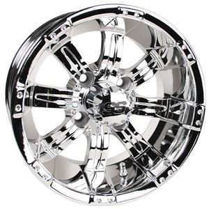 Picture of 19-182 GTW Tempest 10x7 Chrome Wheel