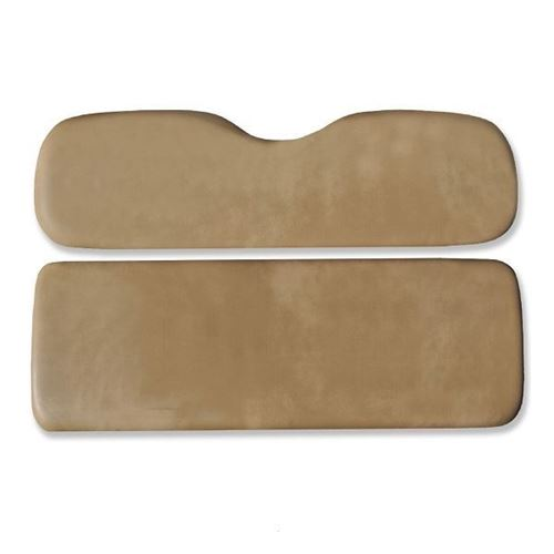 Picture of 01-170 GTW Mach1/Mach2 Rear Seat Replacement Cushion Set (E-Z-Go Tan)