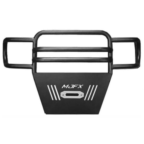 Picture of Order 14-020 Club Car Precedent ALPHA Brush Guard - Black (Fits 2004-Up)