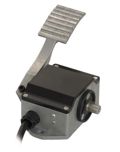 Picture of Curtis Style  FP-6 Throttle - 0-5K