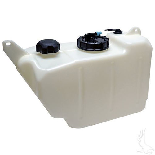 Picture of FP-102 Gas Tank Assembly, E-Z-Go TXT w/ Siphon/Grommet, Rollover Valve/Grommet