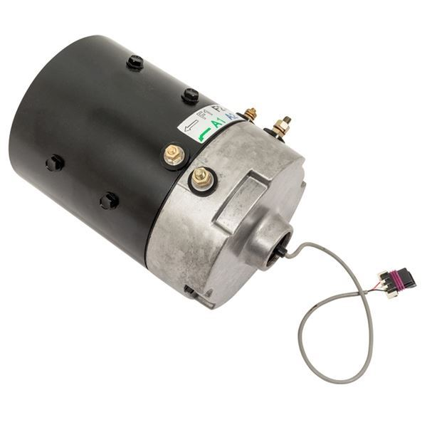 Picture of 624105-TO Remanufactured E-Z-GO 48v Electric Motor with Speed Sensor