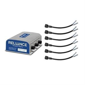 Picture of 13-034 Reliance Power Bank 36V/48V-12V Voltage Reducer/Converter Universal Fit