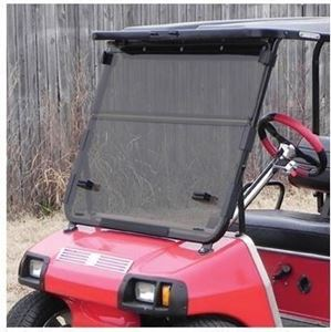 Picture of 45595 Club Car DS Tinted Hinged Windshield Years 1982-1999