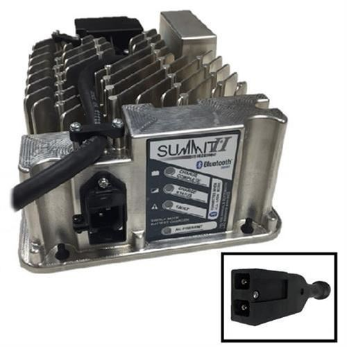 Picture of 3714 Lester Summit Series II  EZGO Industrial Powerwise 48V Plug With 8.5 Ft. DC Cord