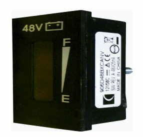 Picture of 2MT220 StarEv Meter - Battery Charge Indicator (48V)(Curtis) for Classic.