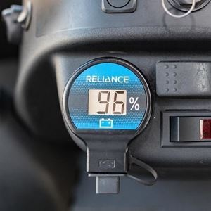 Picture of 13-041 Reliance 36V Solid State Battery Meter & USB Charger