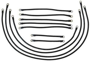 Picture of 21262 WELD CABLE SET,  2 GA, 600A, YAM G19-G22
