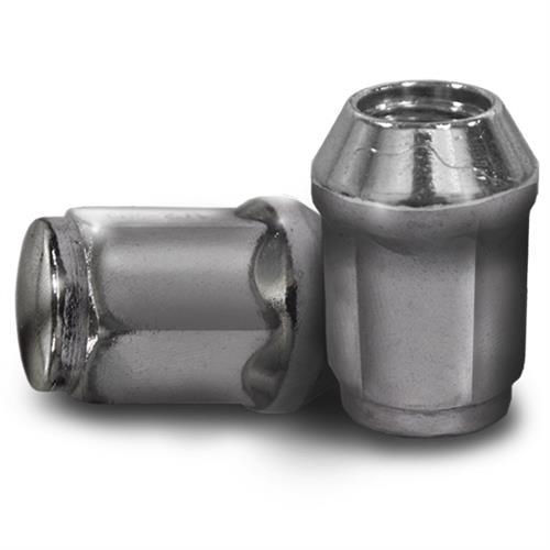 "Picture of Lug16S Madjax Chrome ½"" x 20 Standard Lug Nuts (16 pack)"
