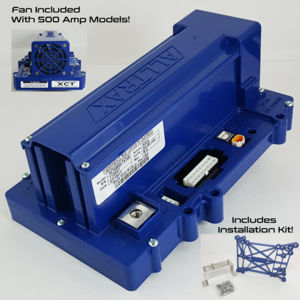 Picture of Alltrax XCT48500-TXT48 500 Amp Speed Controller