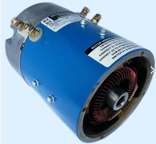 Picture of 13-1 Series Torque Motor for Ezgo, Yamaha and other 19 spline