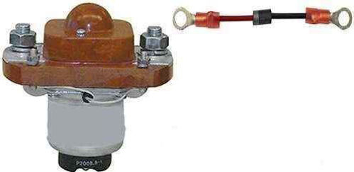 Picture of Sol48HD HEAVY DUTY 48 VOLT SOLENOID 400 AMP WITH DIODE FREE SHIPPING