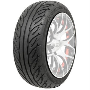 Picture of 20-056 255/55-R12 GTW Fusion GTR Steel Belted DOT Tire