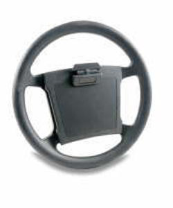 Picture of 2SL100 Steering Wheel (BLACK) with clip for Classic. & C-Series StarEV