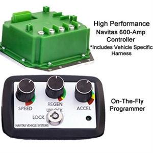 Picture of 31945 Club Car IQ/i2 Navitas 600-Amp 48-Volt Controller Kit