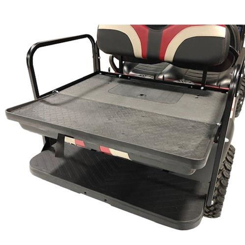 Picture of 01-140 GTW MACH3 Rear Flip Seat for Club Car - Buff