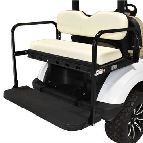 Picture of 01-141 GTW MACH3 Rear Flip Seat for Club Car - White