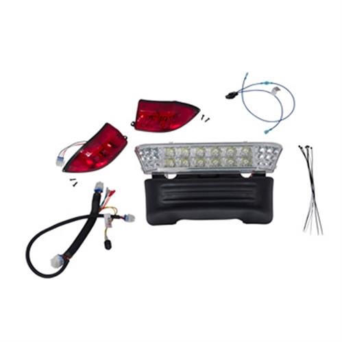 Picture of 02-113 GTW Electric Club Car Precedent LED Light Kit 2004-2008