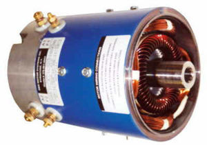 Picture of 1-2  Motor  170-001-0002 10 Spline  Torque Motor  works with stock controller