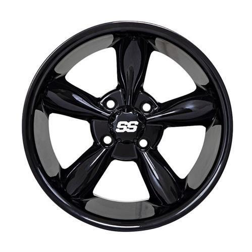 "Picture of 19-239 12"" GTW Godfather Wheel - Black"