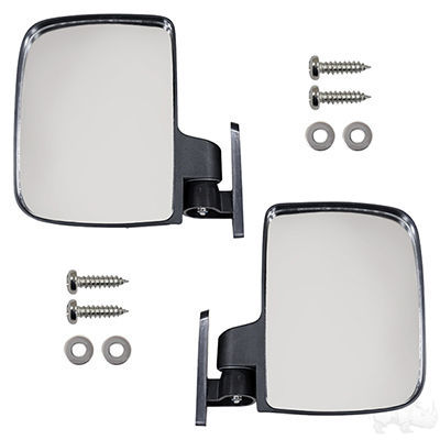 Picture of MR-1021 Mirror, SET OF 2, UTV Style Side Mount