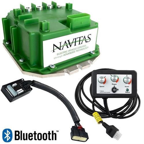 Picture of 31971 E-Z-GO TXT DCS System Navitas 440-Amp 36-Volt Controller Kit With BlueTooth