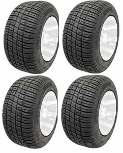 Picture of 20-055 205/50-R10 GTW Fusion S/R Steel Belted DOT Tires Set of 4